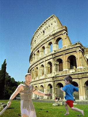 gladiator logan