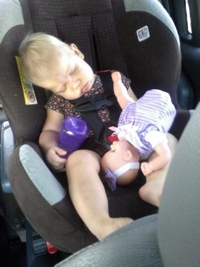 Sleepy Camryn
